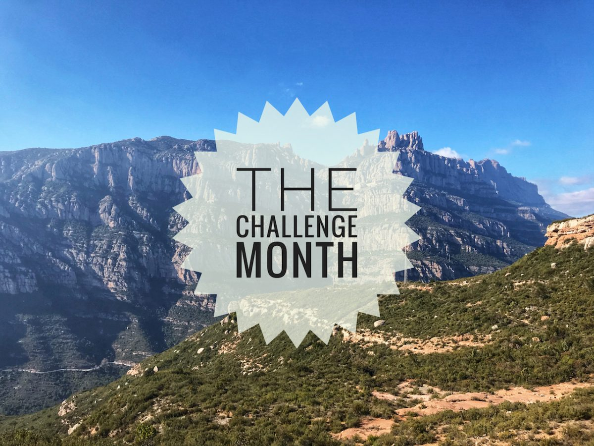 The Challenge Month