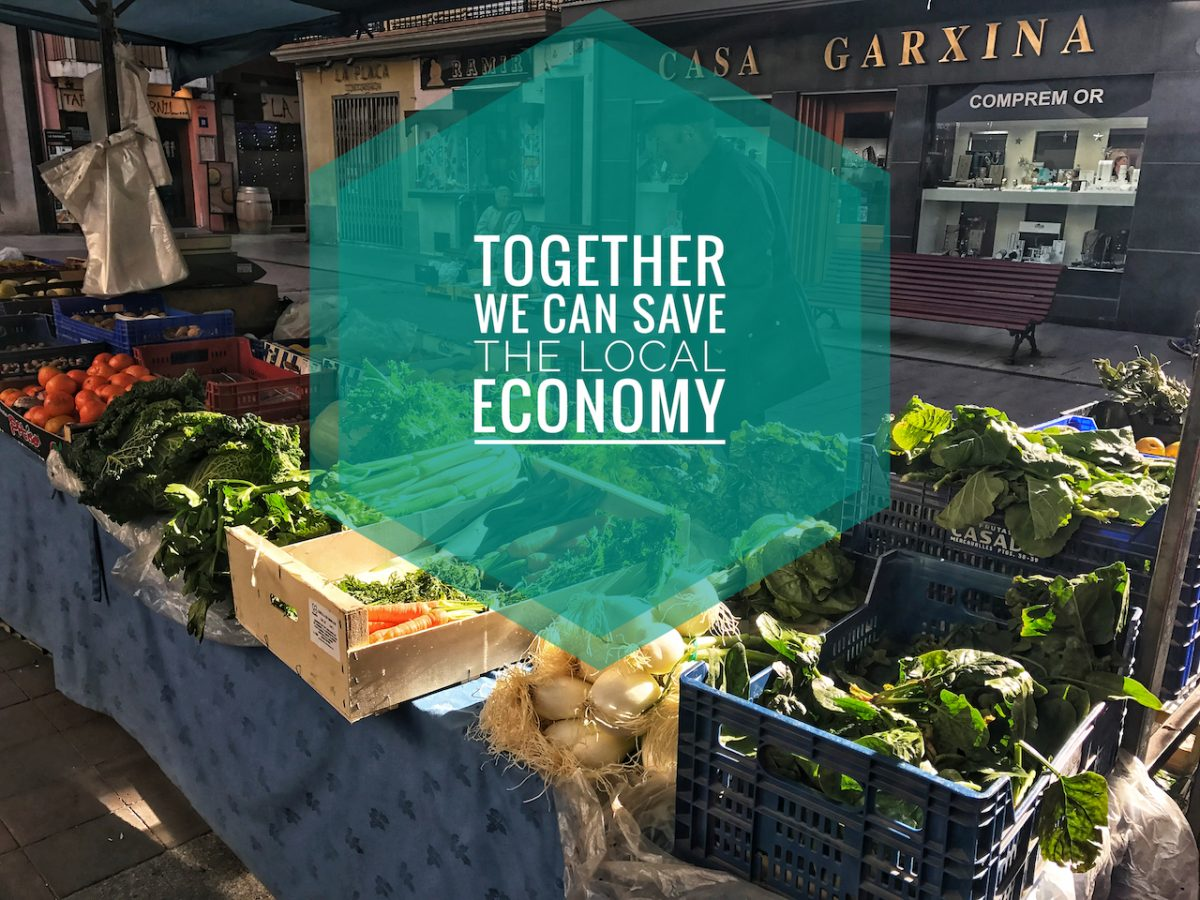 Save the Local Economy - Covid-19