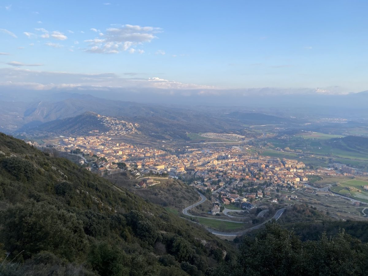 Berga-town